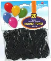 Ballone schwarz