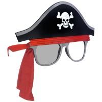Amscan Fun-Shade Brille Pirat