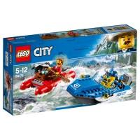 LEGO CITY Flucht durch die Strom-