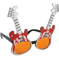 Amscan Fun-Shade Brille Gitarren