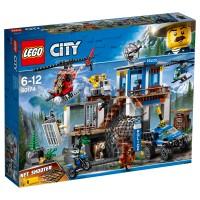 LEGO CITY Hauptquartier der Gebirgs-