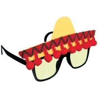 Amscan Fun-Shade Brille Mexico